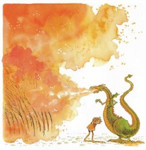 Izvor slike:http://bonniesbooks.blogspot.com/2010/11/paper-bag-princess-by-robert-n-munsch.html